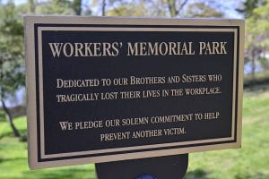 Watch Live: IAM Workers' Memorial Day Ceremony