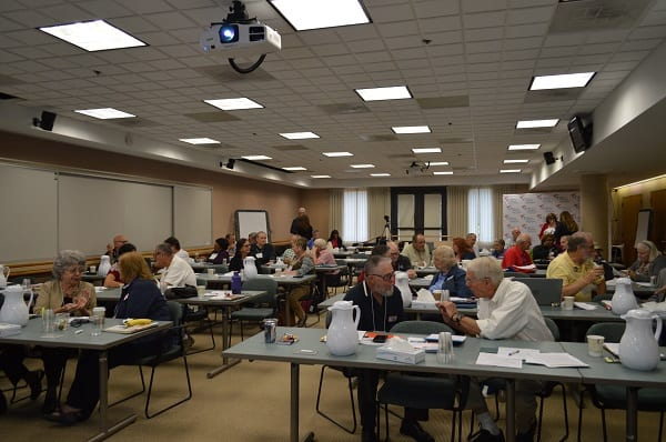 Alliance members talk about retiree issues