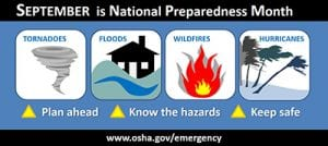 OSHA Partners With NOAA to Protect Workers during Disasters