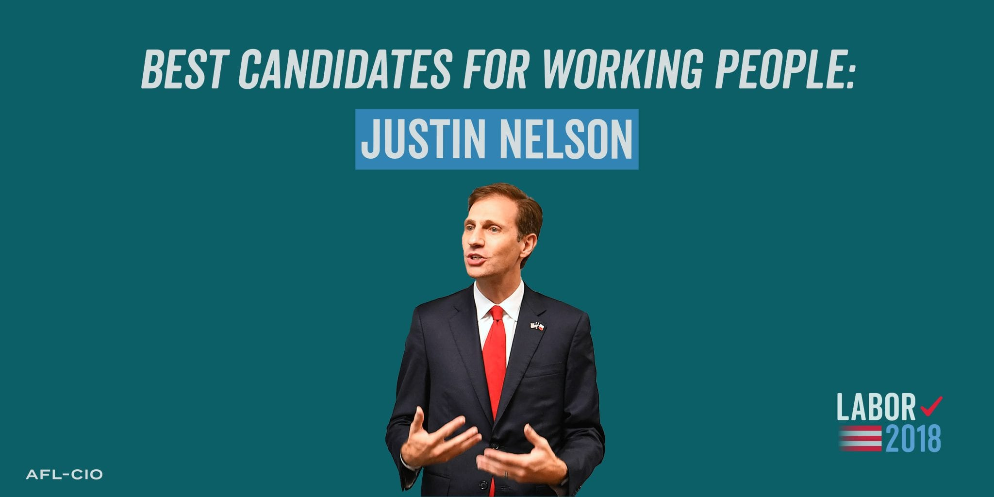 Justin Nelson