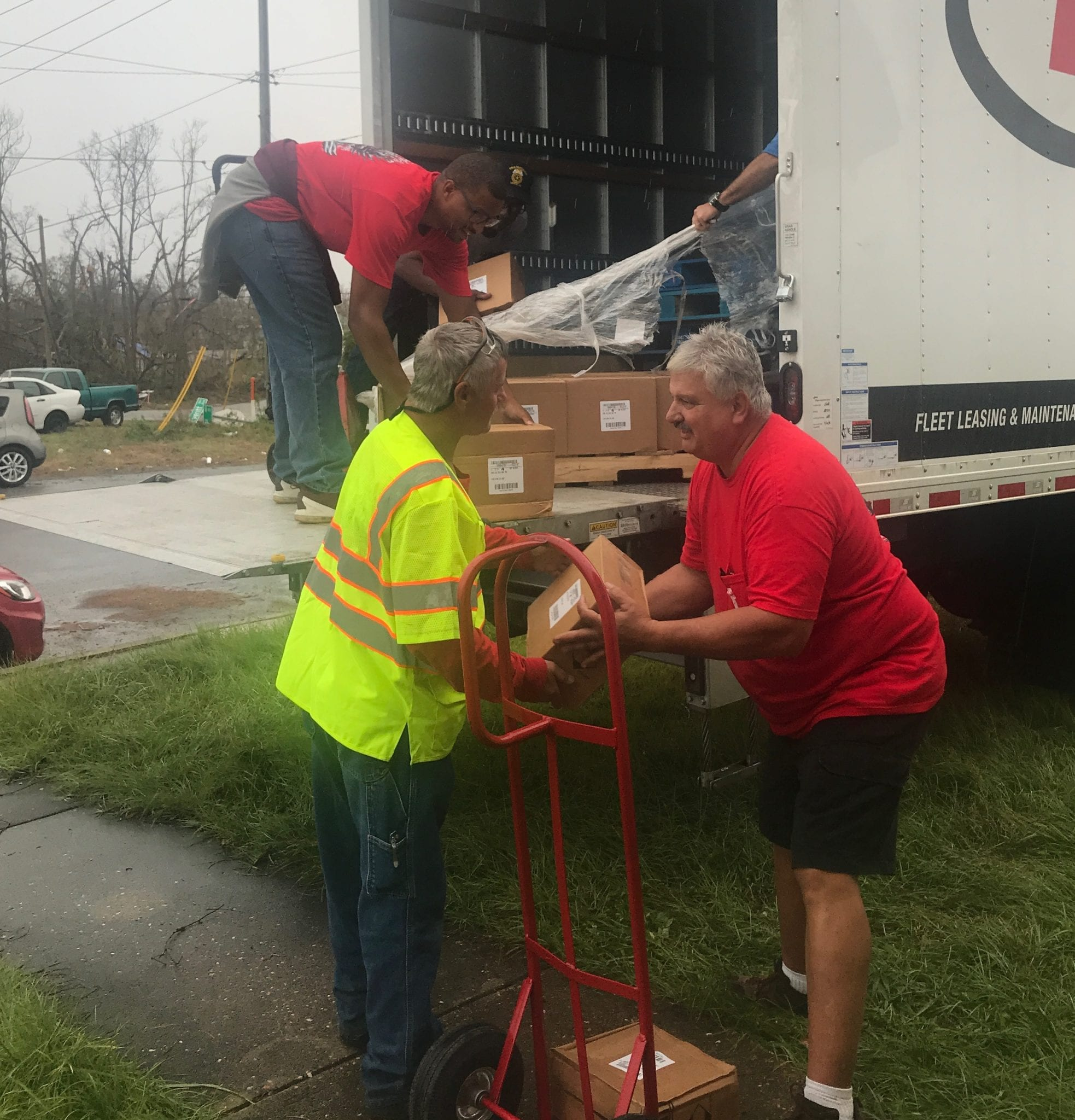Florida disaster relief