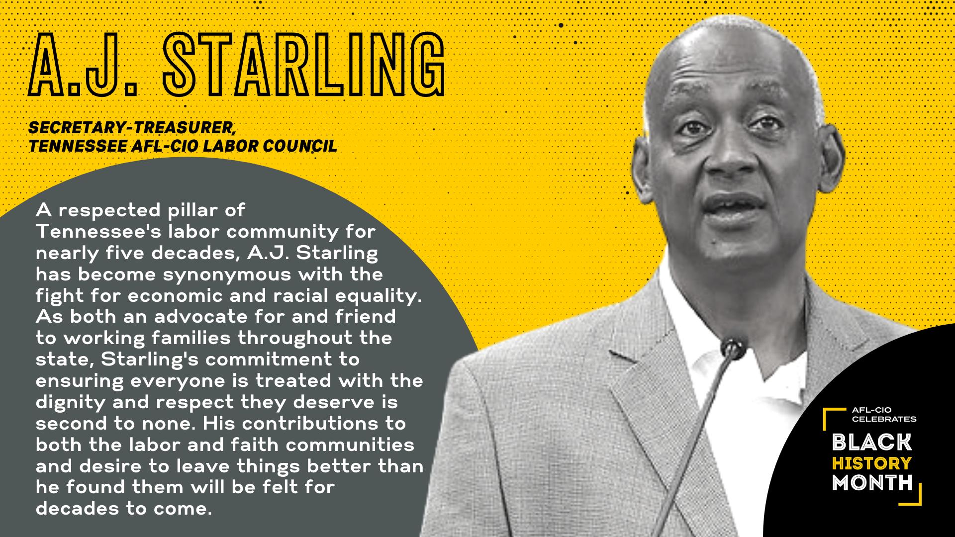 A.J. Starling